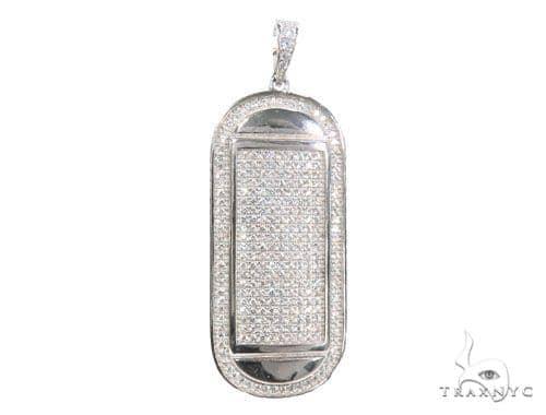Silver Pendant 45080 Metal