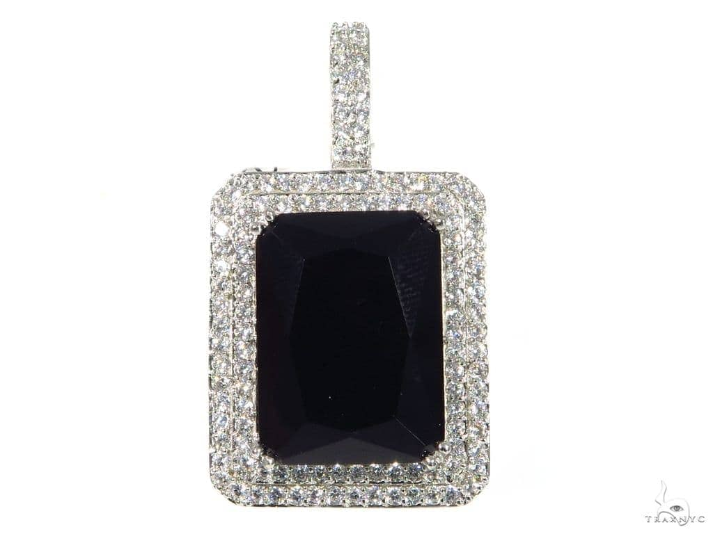 Classic Fashoin Silver Pendant 45350 Metal