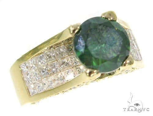 Royal Invisible Diamond Ring 45358 Anniversary/Fashion