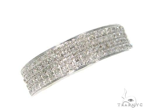 4 Row Diamond Ring Stone