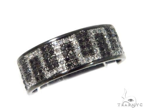Maze Diamond Eternity Ring 45391 Stone