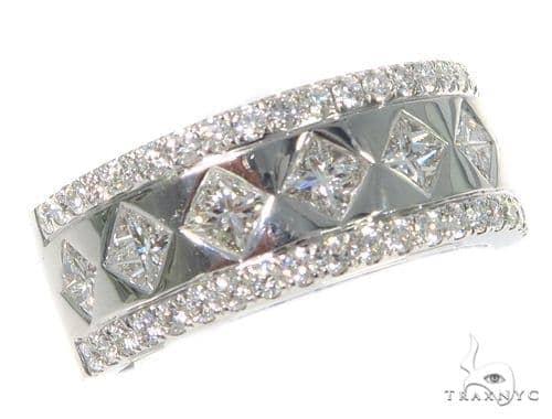 Prong Diamond Wedding Ring 45432 Style