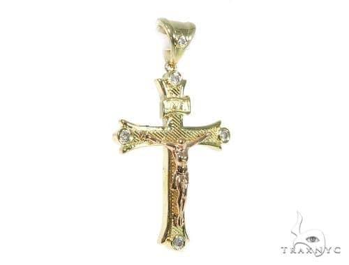 Jesus the Nazarene Diamond Cross 45414 Diamond