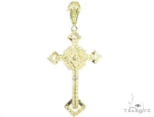 Eros Diamond Cross 45505 Diamond