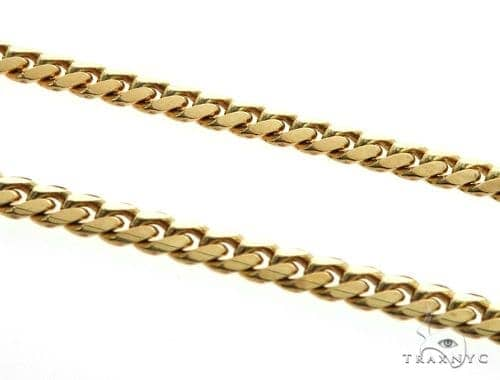 10k Miami Cuban Gold Chain 32 Inches 6mm 76 Grams 45527 Gold