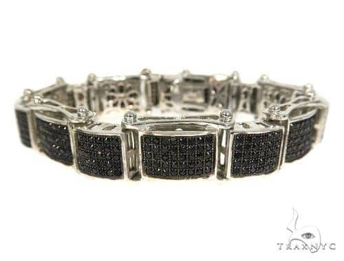 Silver CZ Bracelet 48926 Silver