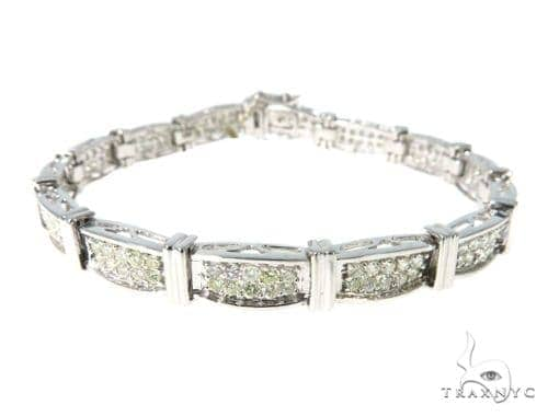 Prong Diamond Bracelet 49120 Diamond