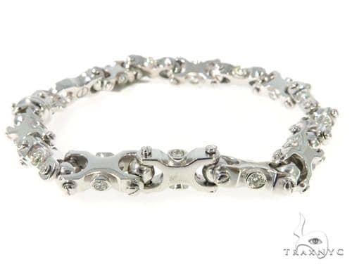 Bezel Diamond Bracelet 49114 Diamond