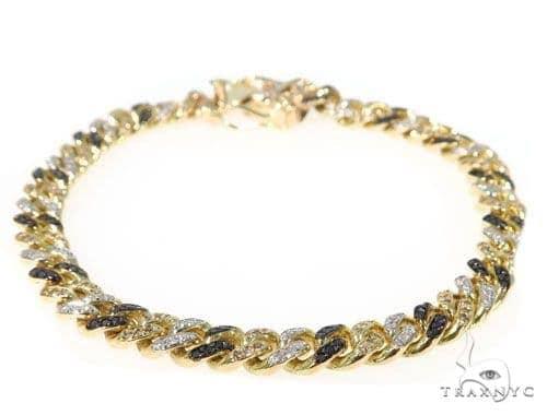 Pave Diamond Bracelet 49162 Diamond