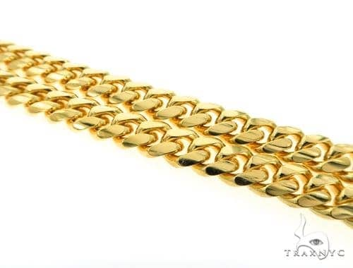 Miami Cuban Silver Chain 30 Inches 12mm 297.1Grams 49194 シルバーチェーン