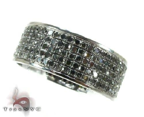 Black Diamond YG Ring 49197 Stone