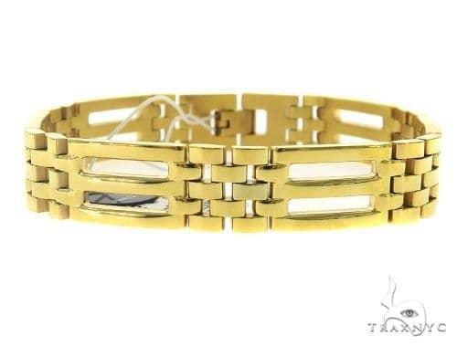 Men's Stainless Steel Bracelet 49457 Stainless Steel