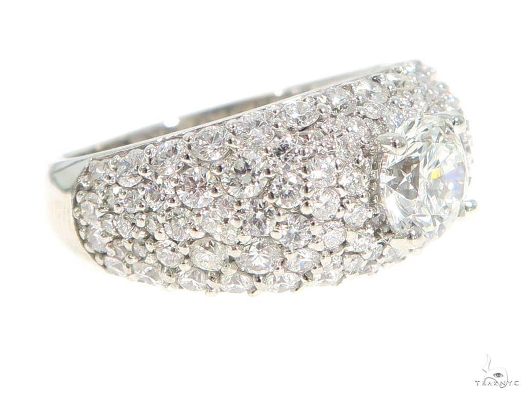 Bernard Diamond Engagement Ring 49763 Engagement