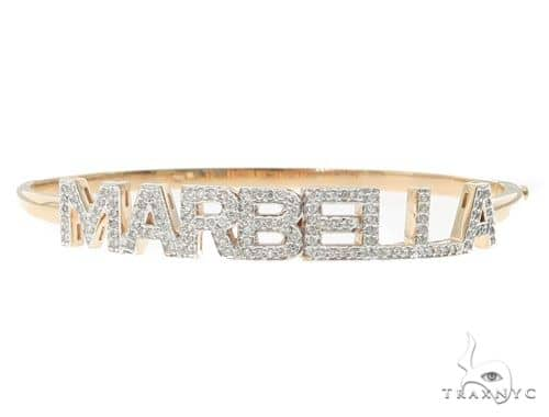Marbella Diamond Bangle Bracelet 49775 Bangle