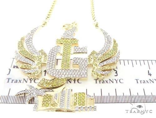 Custom Gold Necklace