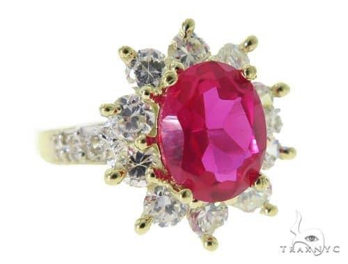 Chervila Anniversary/Fashion Gold Ring 49794 Anniversary/Fashion