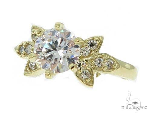 Anemone Anniversary/Fashion Gold Ring 49788 Anniversary/Fashion