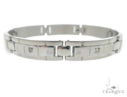 Stainless Steel Bracelet 56393 Stainless Steel