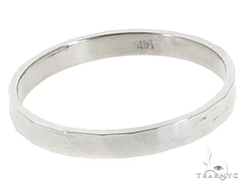 14K White Gold Band 56813 Anniversary/Fashion