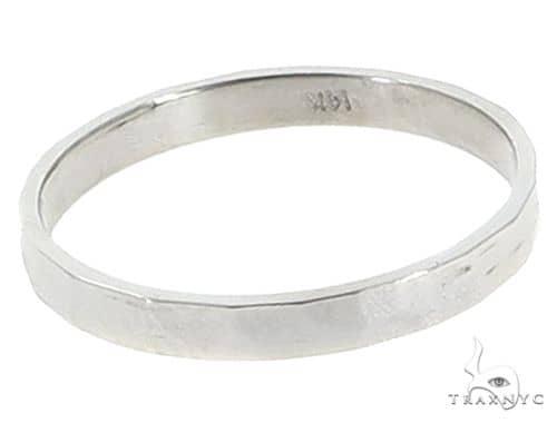 14K White Gold Band 56813 Anniversary/Fashion
