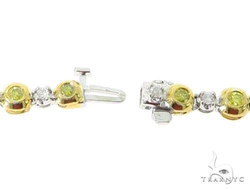 Custom Yellow Diamond Rosary 45620 Rosary