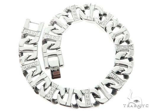 Stainless Steel Bracelet 57396 Stainless Steel
