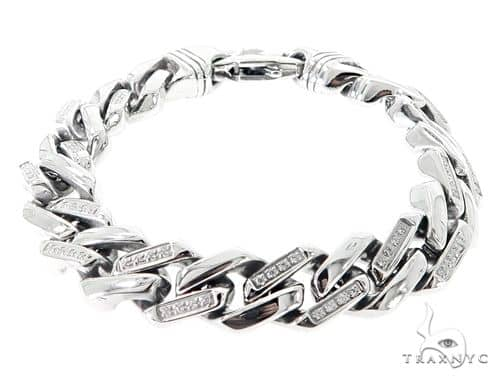 Stainless Steel Bracelet 57399 Stainless Steel