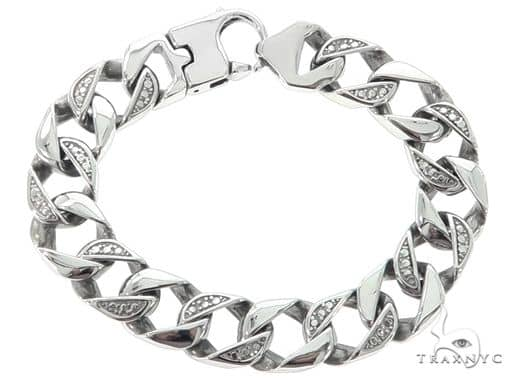Stainless Steel Bracelet 57427 Stainless Steel