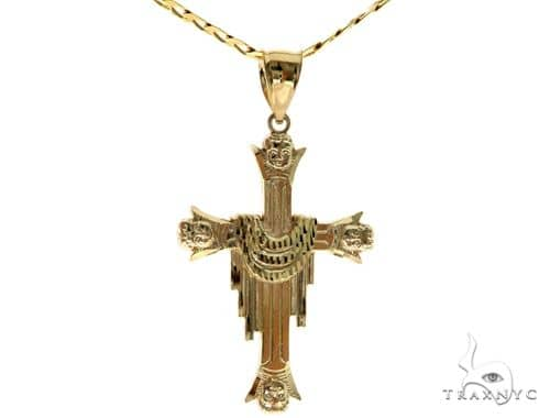Cross Chain Set 57723 Gold