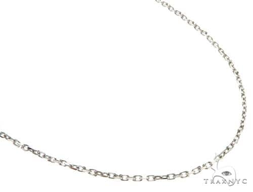 14KW Cable Chain 16 Inches 1mm 3.1 Grams 58460 Gold