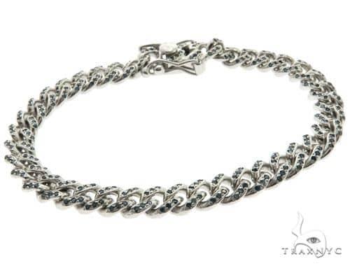 Pave Diamond Bracelet 61792 メンズ ダイヤモンド ブレスレット