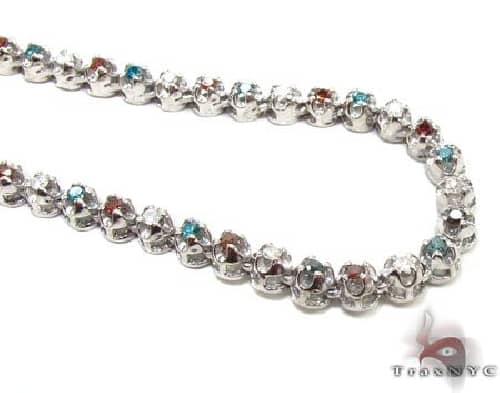 Liberty Diamond Chain 32 Inches, 4.5mm, 70.4 Grams 63603 Diamond