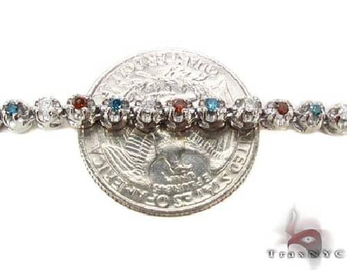 Liberty Diamond Chain 32 Inches, 4.5mm, 70.4 Grams 63603 ダイヤモンド チェーン