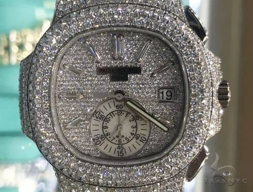 Patek Philippe model 5980 Stainless Steel 63888 Special Watches