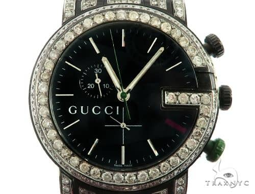 Diamond Gucci Watch YA101331 63936 Gucci