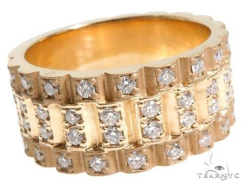 Custom Diamond Ring 63968 Stone