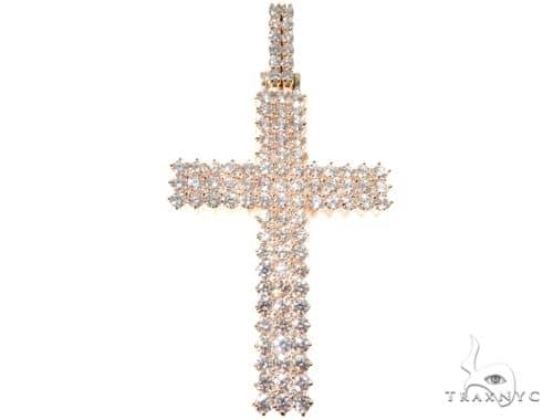 Tension Diamond Cross 64150 メンズ ダイヤモンド クロス