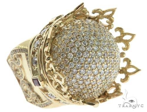 Small Royal Crown Ring