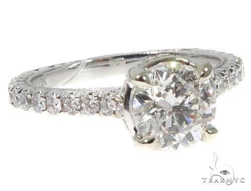 Custom Diamond Engagement Ring エンゲージメント