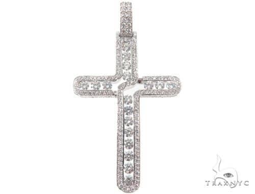Custom Diamond Cross The Passion for Excellence メンズ ダイヤモンド クロス