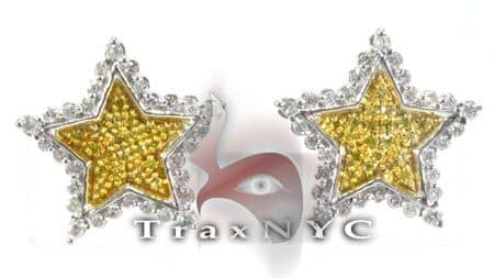 Delusion Star Earrings Stone
