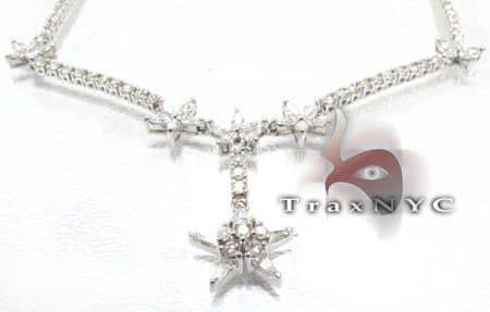 Star Necklace Diamond