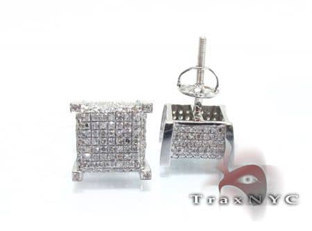 Men Diamond Earrings