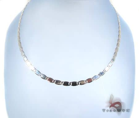 Ladies Kynithia Necklace 4 Gold