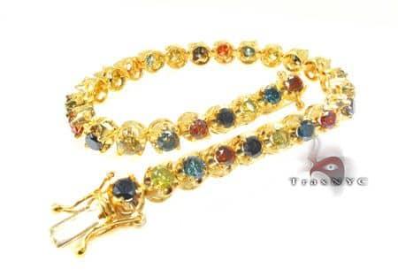 Aceline Bracelet Mens Diamond Bracelets