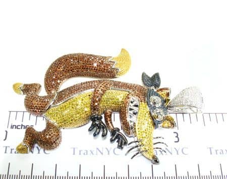 Custom Jewelry - Swiper Pendant Metal