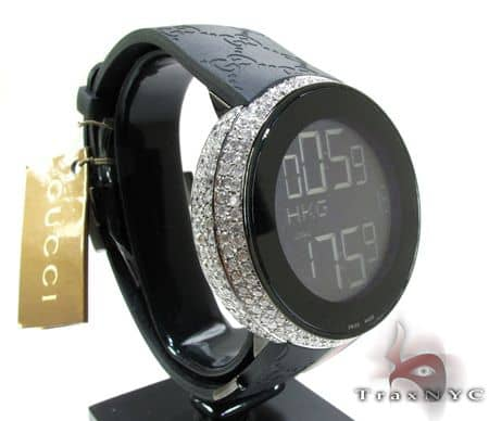 Digital Iced Gucci Watch 1 Gucci