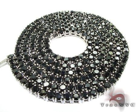 Black Diamond Chain 30 Inches, 145 Grams Diamond