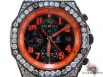 Audemars Piguet Royal Oak Offshore Volcano Diamond Watch Audemars Piguet オーデマピゲ