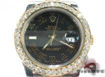 Rolex Datejust II Steel and Yellow Gold 116333 ロレックス ダイヤモンド コレクション